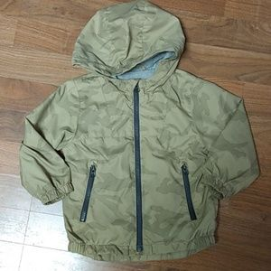 Toddler gap jacket camouflage